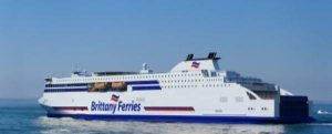 Brittany Ferries fleta tres buques RoPax a Stena RoRo