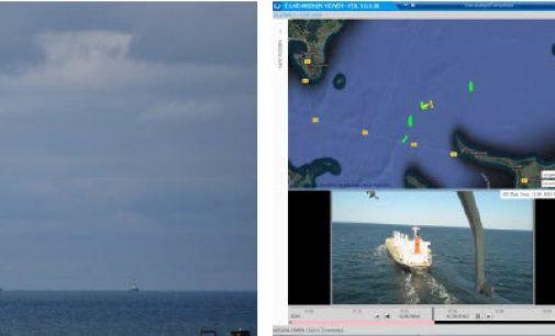 Dinamarca ya controla las emisiones de azufre de los buques mediante dron