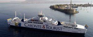 Entra en servicio Elio, un ferry propulsado por GNL