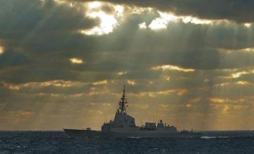 Fincantieri entrega la fragata Antonio Marceglia a la marina italiana