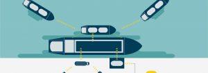 El GNL como combustible en buques reduce las emisiones de GEI un 21%