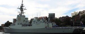 Ficha del ICEX del sector de la construcción y reparación naval en Australia