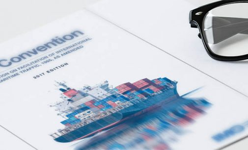 El registro electrónico de la información ya es obligatorio para los puertos