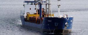 Schottel moderniza el buque granelero Pirholm