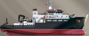 La Universidad de Oregón encarga un nuevo buque de investigación