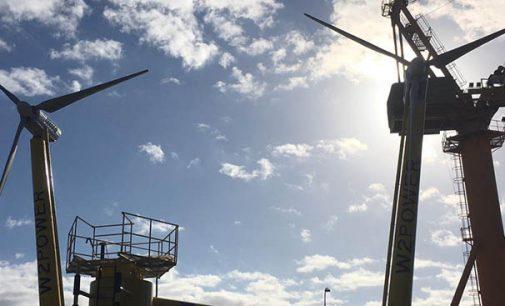 Inaugurada en España la primera plataforma flotante eólica multiturbina