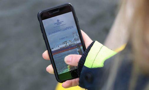 La Autoridad portuaria de Gotemburgo lanza la Bunkering App