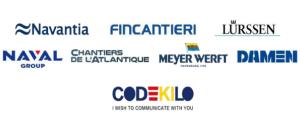 Los astilleros europeos trabajan en Code Kilo