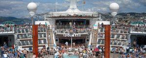 Estadísticas mundiales de pasajeros de cruceros de 2018