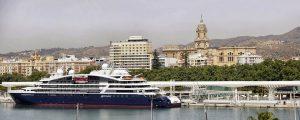 Cruceros premium desde Málaga