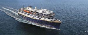 """Servicio «power-by-the-hour"""" para la compañía de cruceros Havila Kystruten"""