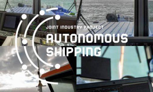 Pruebas de maniobras del primer buque con un sistema autónomo anticolisión