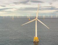 Se completa el parque eólico offshore más grande de Escocia