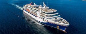 Hanseatic Nature, primer buque de expedición de Hapag-Lloyd Cruises