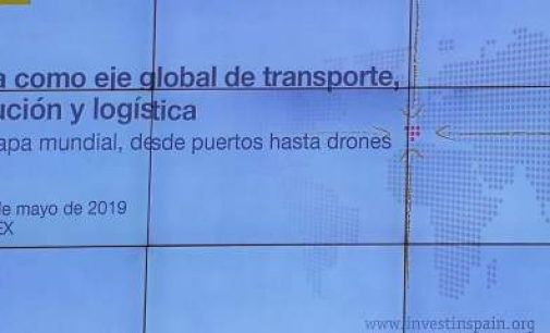 """Jornada """"España como eje global de transporte, distribución y logística"""""""