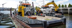 Zumaia Offshore incorpora a su flota el primer buque offshore operativo con DP2 para aguas someras