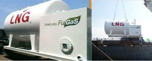 Los primeros buques con tecnología S-Fugas construidos por SHI ya operativos