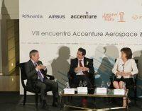 Accenture, Navantia y Airbus reivindican un mayor desarrollo de la industria aeroespacial y de defensa como motor económico e innovador