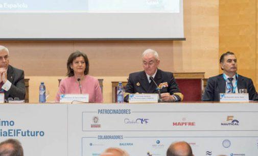 """Los expertos del sector se reúnen en el IV Congreso Marítimo Nacional. """"Navegando hacia el futuro"""""""