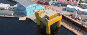 El consorcio Keppel/Aibel construirá dos estaciones convertidoras para DolWin5
