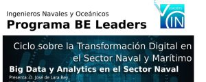 Big Data y Analytics en el Sector Naval