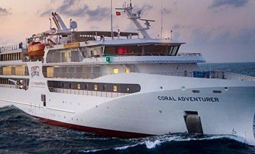 Vard construirá el segundo crucero de expedición de Coral Expedition