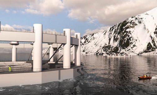 Primera piscifactoría semisumergible controlada remotamente para el océano Ártico