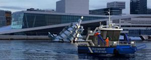 El puerto de Oslo sigue avanzando para convertirse en el más sostenible del mundo