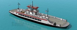 Schottle suministrará las hélices de los nuevos ferries del Departamento de Transportes de Carolina del Norte