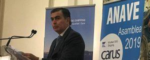 """Alejandro Aznar: """"Para relanzar la flota mercante española hace falta centralizar la gestión del REC en una Entidad Pública Empresarial con amplia autonomía"""""""