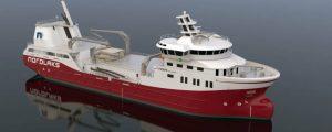 El nuevo buque de transporte de pescado vivo para Nordlaks irá propulsado por gas y con baterías