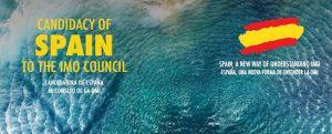 España presenta su candidatura a la reelección como miembro del Consejo de la OMI