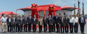 Comienza la construcción del centro de formación en eólica marina de Taiwán