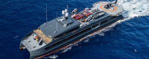 Oliver Design concluye la habilitación del buque de apoyo Hodor