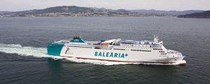 Operativos los smart ships Hypatia de Alejandría y Abel Matutes y el fast ferry Nápoles de Baleària