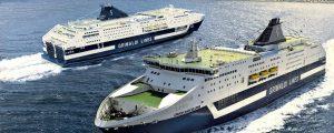 Los ro-pax Cruise Barcelona y Cruise Roma ya tienen instalado su ESS