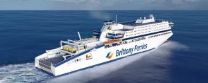 El Honfleur de Brittany Ferries al detalle