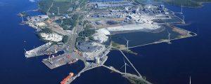 Inauguran la mayor terminal de GNL de los países nórdicos