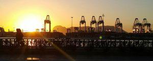 El puerto de Algeciras mueve más de 10 Mt en un solo mes