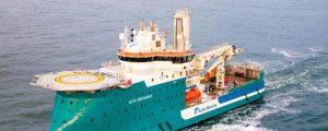 El grupo tecnológico Wärtsilä proporcionará propulsión híbrida para un nuevo buque de apoyo a la construcción eólica marina