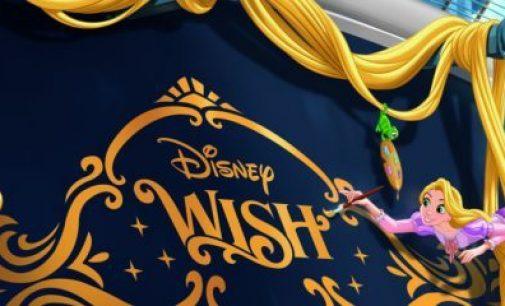 Disney Cruise Line revela el nombre del primero de sus nuevos cruceros