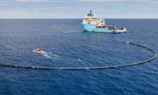 Ocean Cleanup sigue desarrollando su tecnología para eliminar el plástico de los océanos