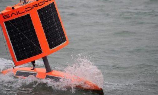 Vehículo no tripulado completa la primera circunnavegación antártica autónoma