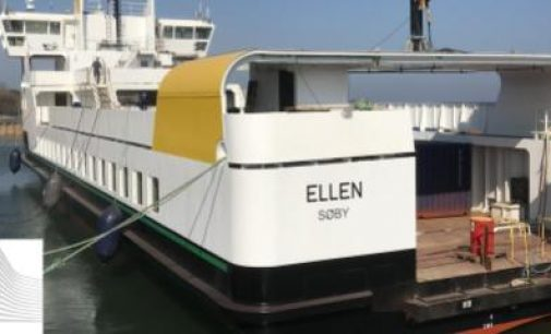 Tiene lugar en Dinamarca el viaje más largo en ferry eléctrico
