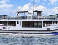 CMB y Tsuneishi trabajarán juntos en la creación de un ferry propulsado por hidrógeno