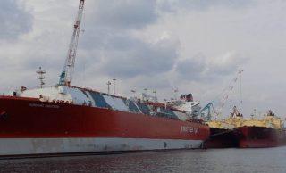 Adriano Knutsen: el mayor buque bajo bandera española