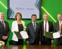 Navantia y SAMI firman un acuerdo durante la DSEI 19