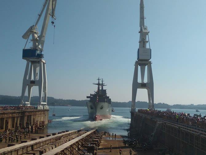 botadura_segundo_segundo_buque_logistico_Marina_Australiana_4