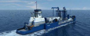El primer ATB americano propulsado con LNG está a punto