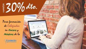 El COIN te ofrece hasta un 30% de dto. sobre el precio de los cursos de la FIJJ